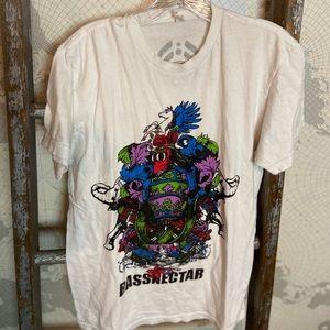 Bassnectar  band t shirt M guc